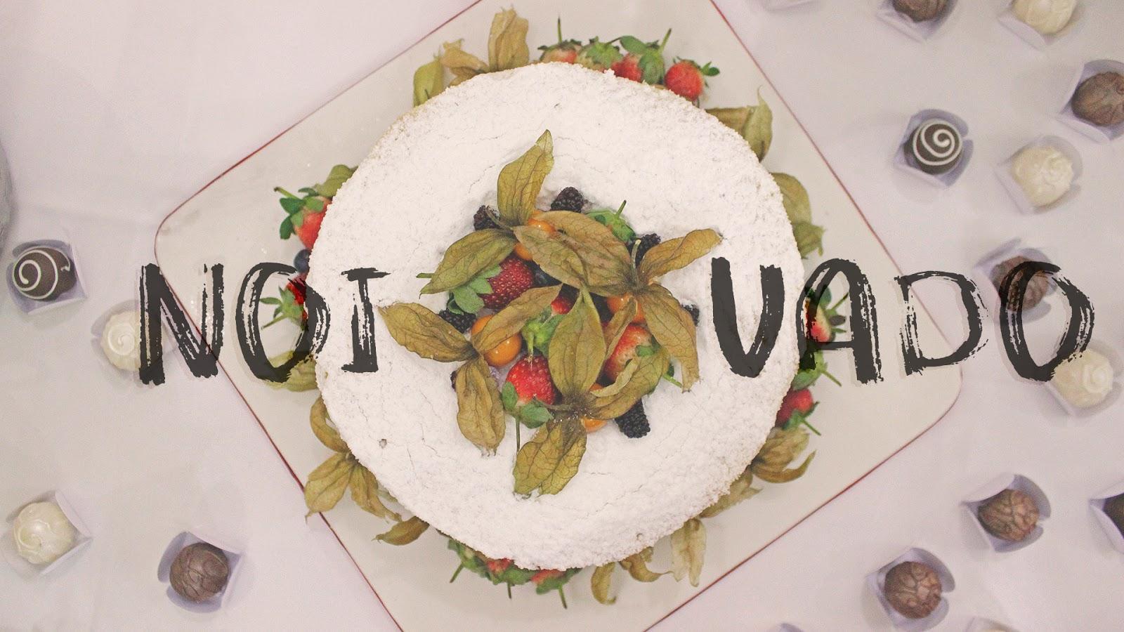capa noivado bolo e doces