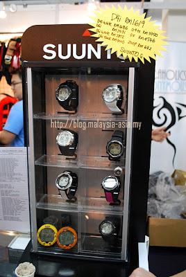 Suunto Promotion at MIDE