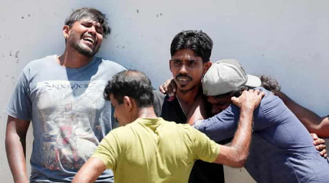 SAUDI ARABIA CONDEMNED ATTACKS ON SRI LANKA