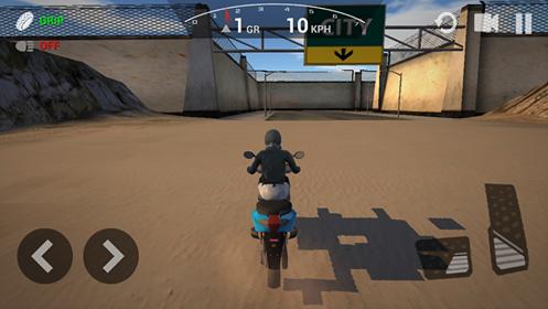 تحميل لعبة Ultimate Motorcycle Simulator مهكرة آخر اصدار للاندرويد بحجم 90 ميجا