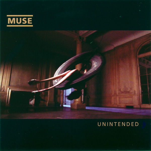 Muse - Unintended - EP Cover