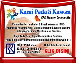 Donasi Untuk Mpok Wastiyah