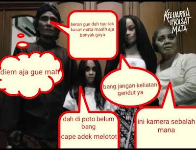 40 Meme Kocak Film Keluarga Tak Kasat Mata