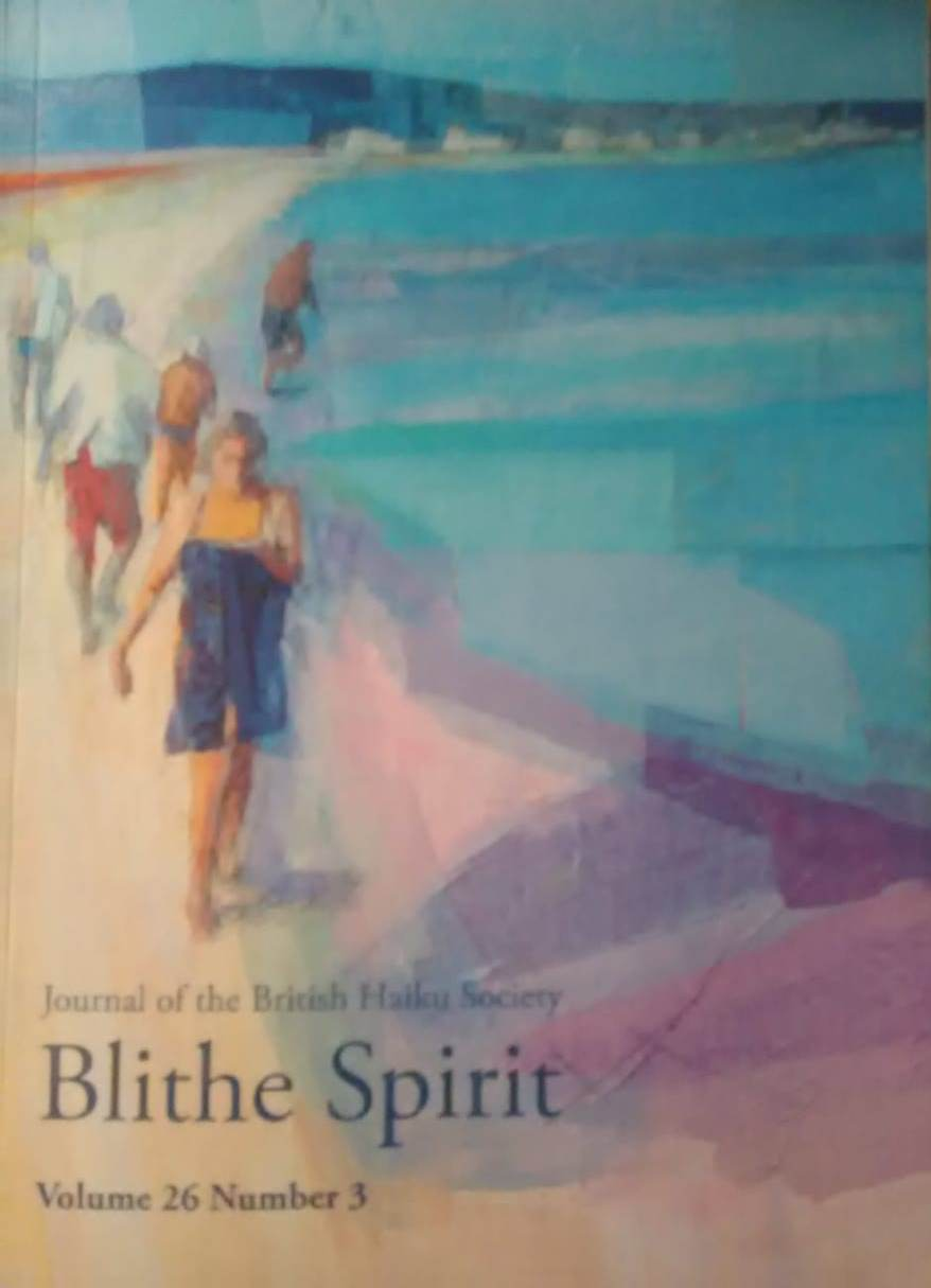 BLITHE SPIRIT, Volume 26, Number 3