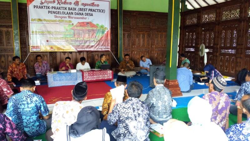SMT Yogyakarta: UU Desa Dorong Kemandirian Desa