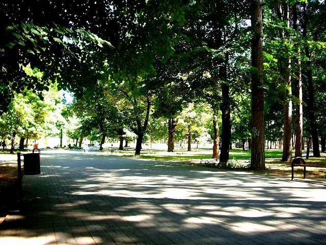 Bitola City Park, Things to do in Bitola, Tania on Travel