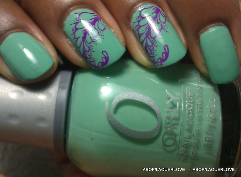 ANOTHER Bottle of Polish?!: Orly - Ancient Jade