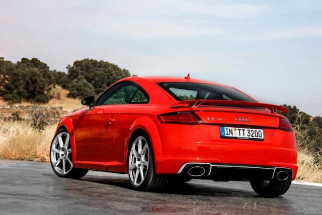 2018 Audi TT RS Release Date Austria