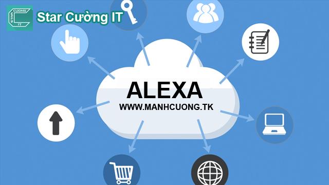 Hướng Dẩn Chèn Widget Alexa Rank vào blogspot (blogger)
