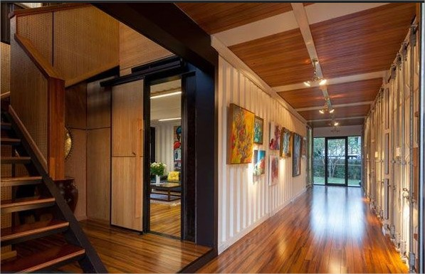 design your interior own shipping container homes