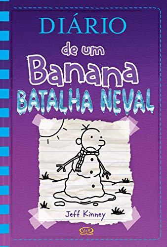 Diário de um Banana 13 Batalha neval - Jeff Kinney