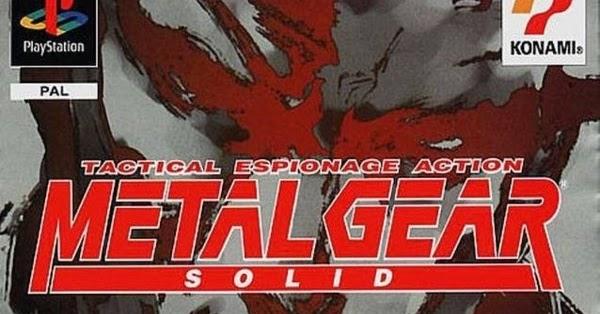 BRAYANROCKER: Metal Gear Solid [Full-Mega][Multi-Español