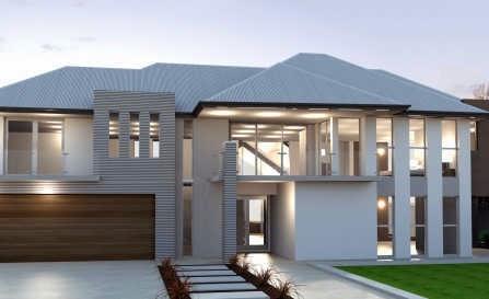 Reka Bentuk Rumah Besar Dengan Kemudahan Lengkap Meskipun Saiz Nya Di Bawah Mansion Namun Rata Mewah Ada Seluruh