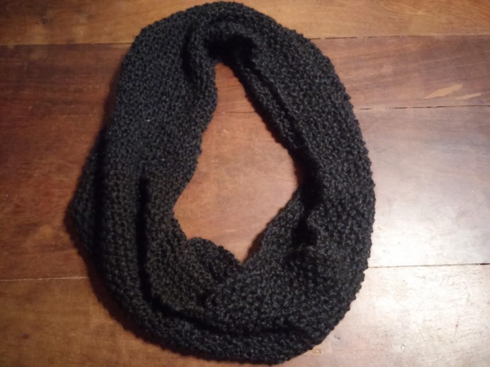 Crochet, mi vicio: Bufanda infinita