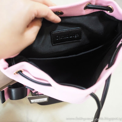 Gaston Luga Backpack review Singapore