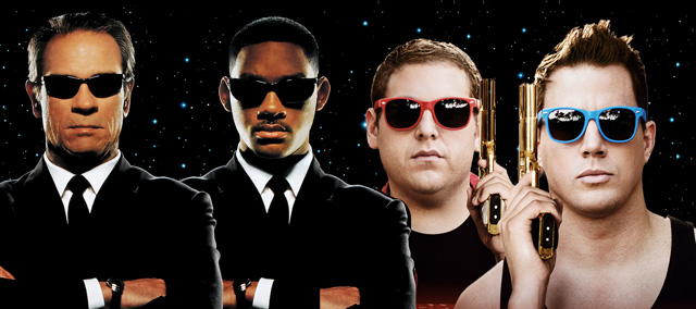 La secuelas de 'Infiltrados en clase' y 'Men in Black' se materializará en un crossover