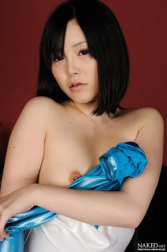 NakedArt-374 Naked-Art No.00374 Yuna Akiyama 秋山陽菜 naked-art 09170