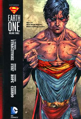 Superman: Earth One Volume 3 PDF Download