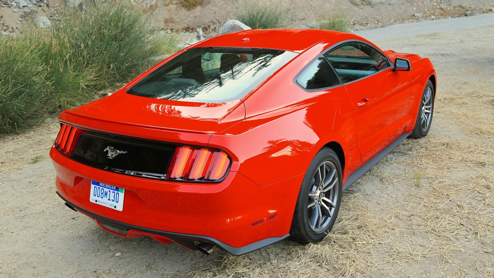 Novo Ford Mustang No Brasil Em 2016 Pre 231 O R 270 Mil