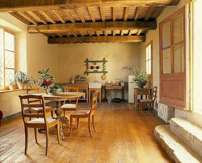 vacation rental in the Tuscan countryside between Florence and Siena