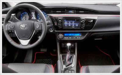 2016 Toyota Camry Special Edition Interior