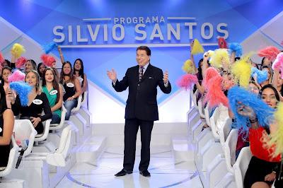 Foto: Silvio Santos – Crédito: Lourival Ribeiro/SBT