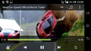 MX Player Pro, Player Sangar Android