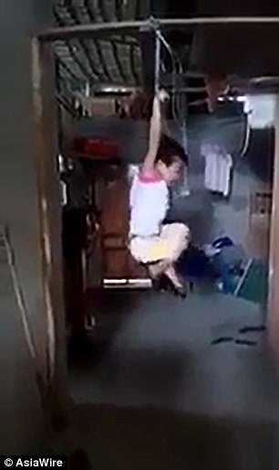 5-year-old Girl Was Hung And Tied Up By Her Wrists By Her Foster Mom After She Was Caught Taking Milk!
