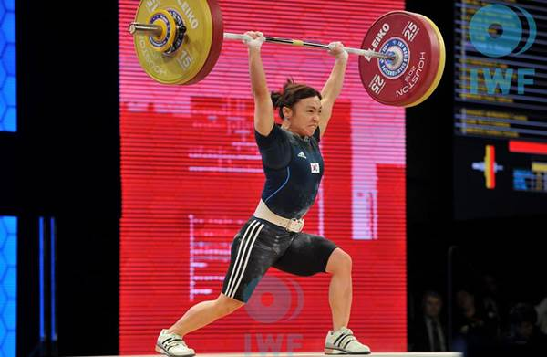 World Weightlifting Championship 2015