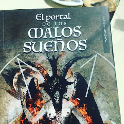 Que estás leyendo, El portal de los malos sueños, diego cebollada ordovas, esdrújula ediciones, fantasía medieval, fantasia, medievo, gamberros, fantasia canalla