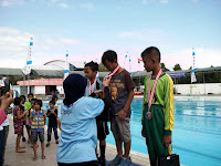 Fikri Abdi Firmansyah, Siswa MI Hidayatul Ula Probolinggo Sabet Juara 1 Cabang Renang