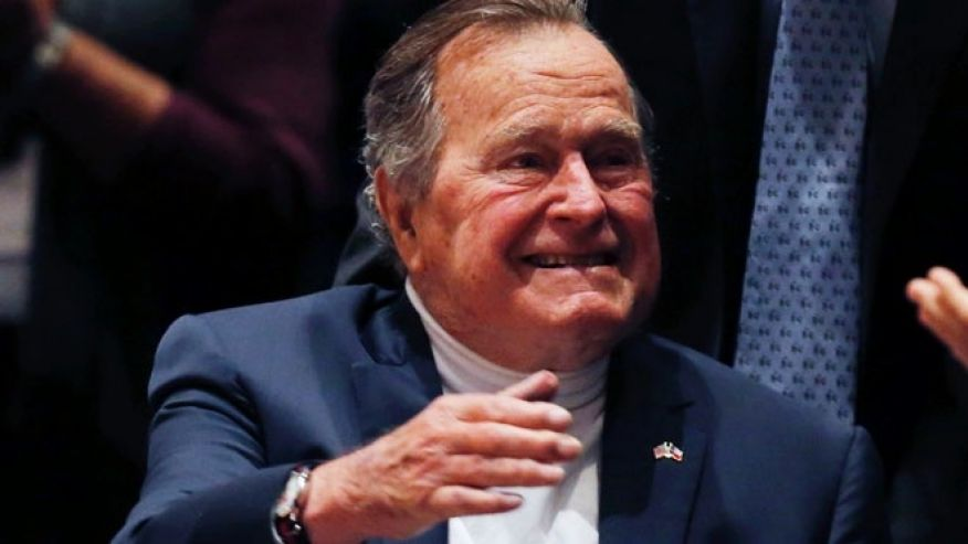 why did george h w bush fail Why did george h w bush wait until after jfk was pronounced dead to why did bush fail to give a timely assassination and reporting back their somewhat.