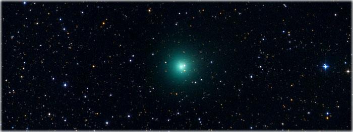 cometa c-2017 S3 panstarrs - visivel em agosto de 2018 a olho nu