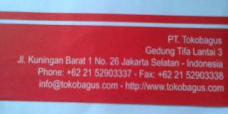 Nomor Telepon Tokobagus, Kontak Tokobagus.com, Alamat Kantor Tokobagus.com