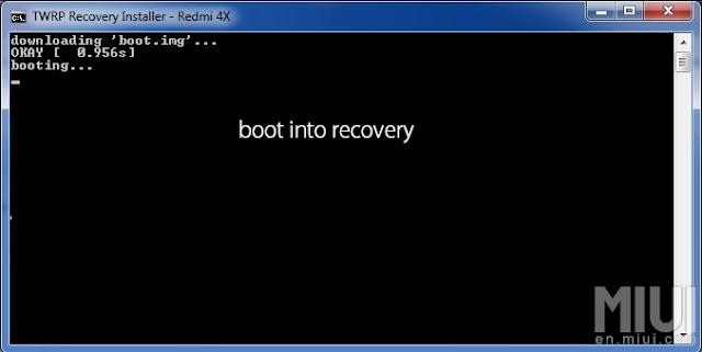 Cara Pasang Twrp dan Root Hp Xiaomi Redmi 4X Terbaru