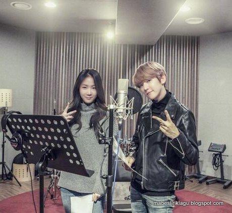 Foto Instagram Baekhyun Soyou