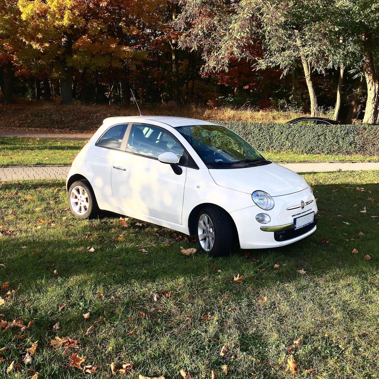 Spełnione marzenie: Fiat 500 1.4 sport w codziennym użytkowaniu, opinia po roku