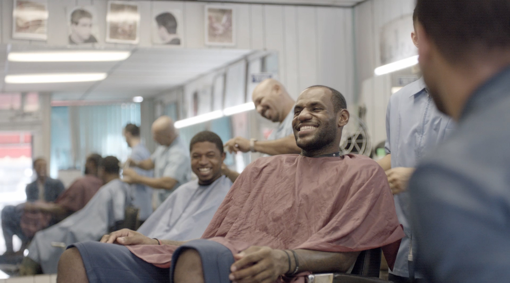 46ea2faabb78 A Day In Life of Lebron James and His Samsung Galaxy Note | TV Commercial