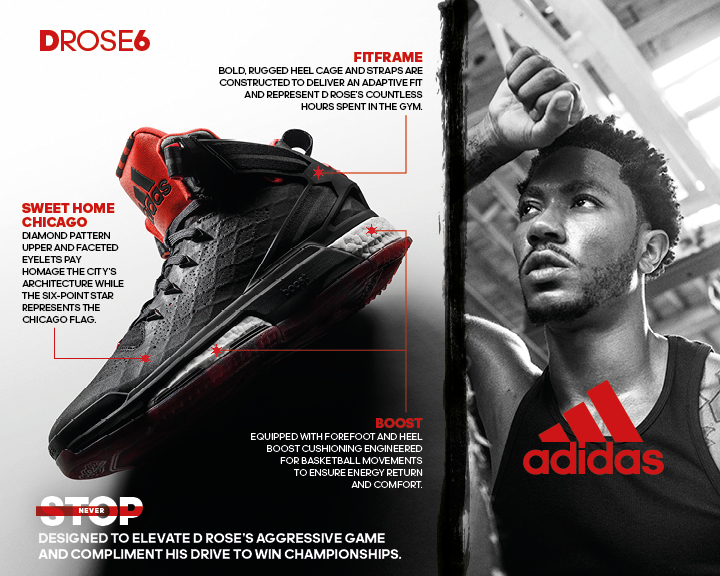 Manila Life  Derrick Rose and Adidas launch D Rose 6 25958ea4f