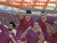 Option File PES 2016 untuk PTE 6.0 Tanpa Tattoo update 15-09-2016 Final