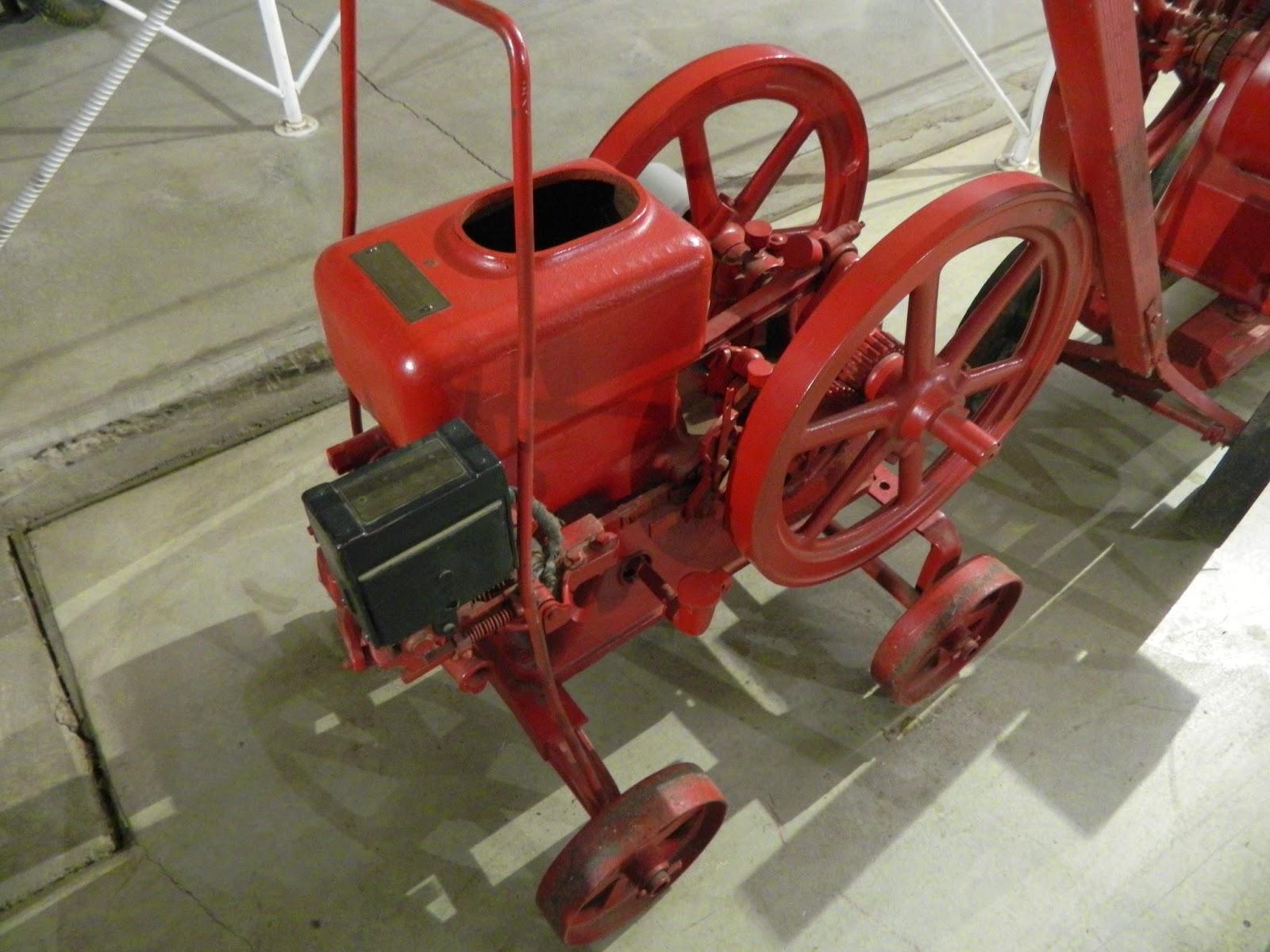 Stuhr Museum of the Prairie Pioneer's Engines: c  1927