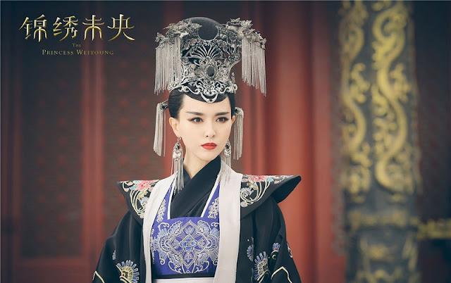 Tiffany Tang Yan in Princess Weiyoung