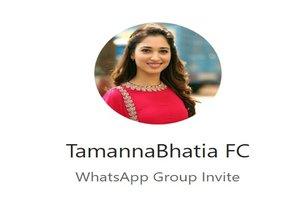 21+ Tamannaah WhatsApp Group Link Of 2019