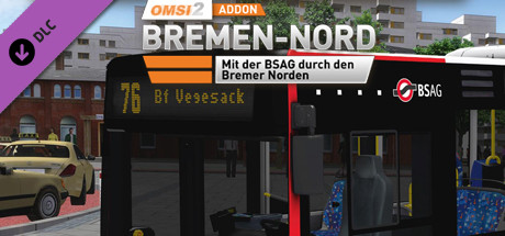 OMSI 2: Addon Bremen-Nord 2017 pc game Img-1