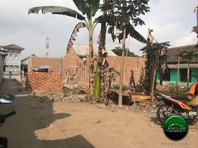 Rumah dekat Masjid Agung dan Pemda Sleman