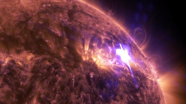 April 17, 2016 Solar Flare
