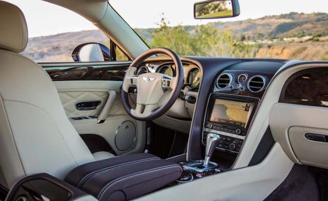 2017 Bentley Flying Spur Interior