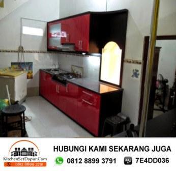 Jasa kitchen set murah di cimanggu bogor 0812 8899 3791 for Tukang kitchen set