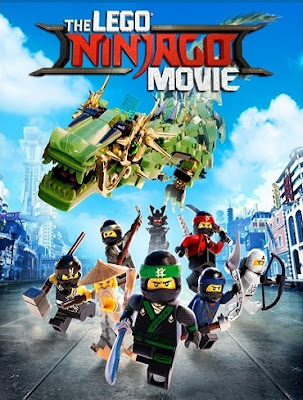 The LEGO Ninjago Movie [2017] Final [NTSC/DVDR] Ingles, Español Latino