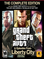 Grand Theft Auto IV Edicion Completa Mas Expansiones PC Full Español Descargar